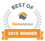 Best of HomeAdvisor Certificate 2015 Redi-Cut Carpets